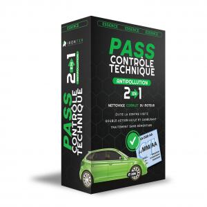 Pass controle technique essence
